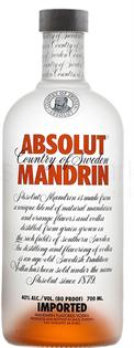 Absolut Vodka Mandarin 1.75l